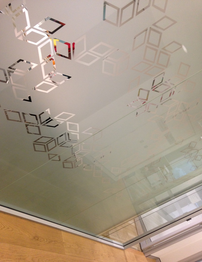 Window Frosting - Etching