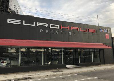 Shop Signs - EuroHaus