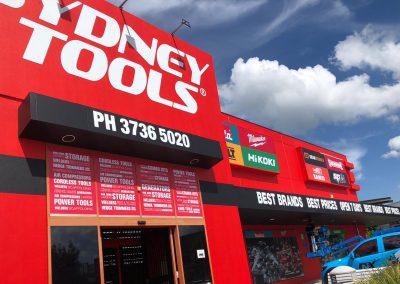 Shop Signs Sydney Tools