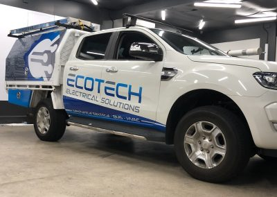 Ute Wraps - Eco Tech Electrical